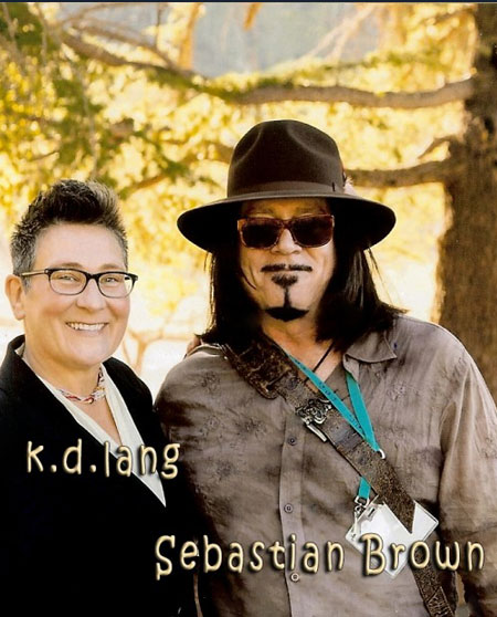 KD Lang & Sebastian Brown