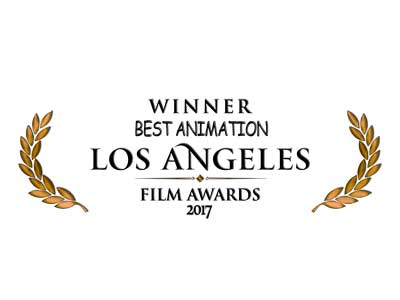 Winner Best Animation LA Film Awards 2017